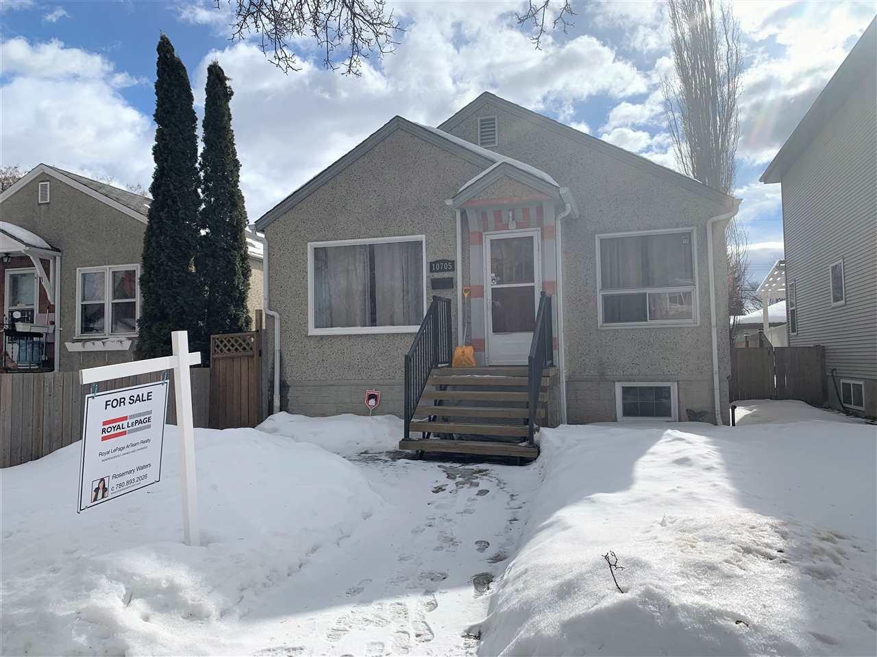 Main Photo: 10705 71 Avenue in Edmonton: Zone 15 House for sale : MLS®# E4189956