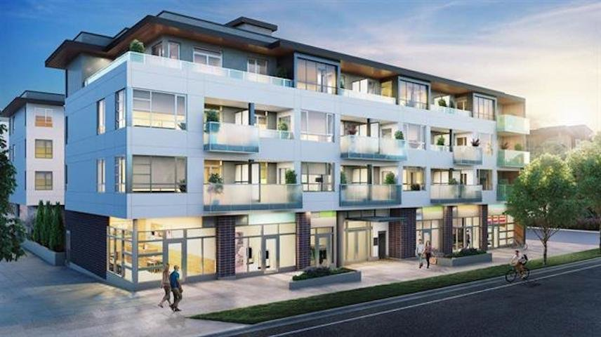 """Main Photo: 308 711 14TH Street in North Vancouver: Mosquito Creek Condo for sale in """"THE FIVE POINTS"""" : MLS®# R2468775"""
