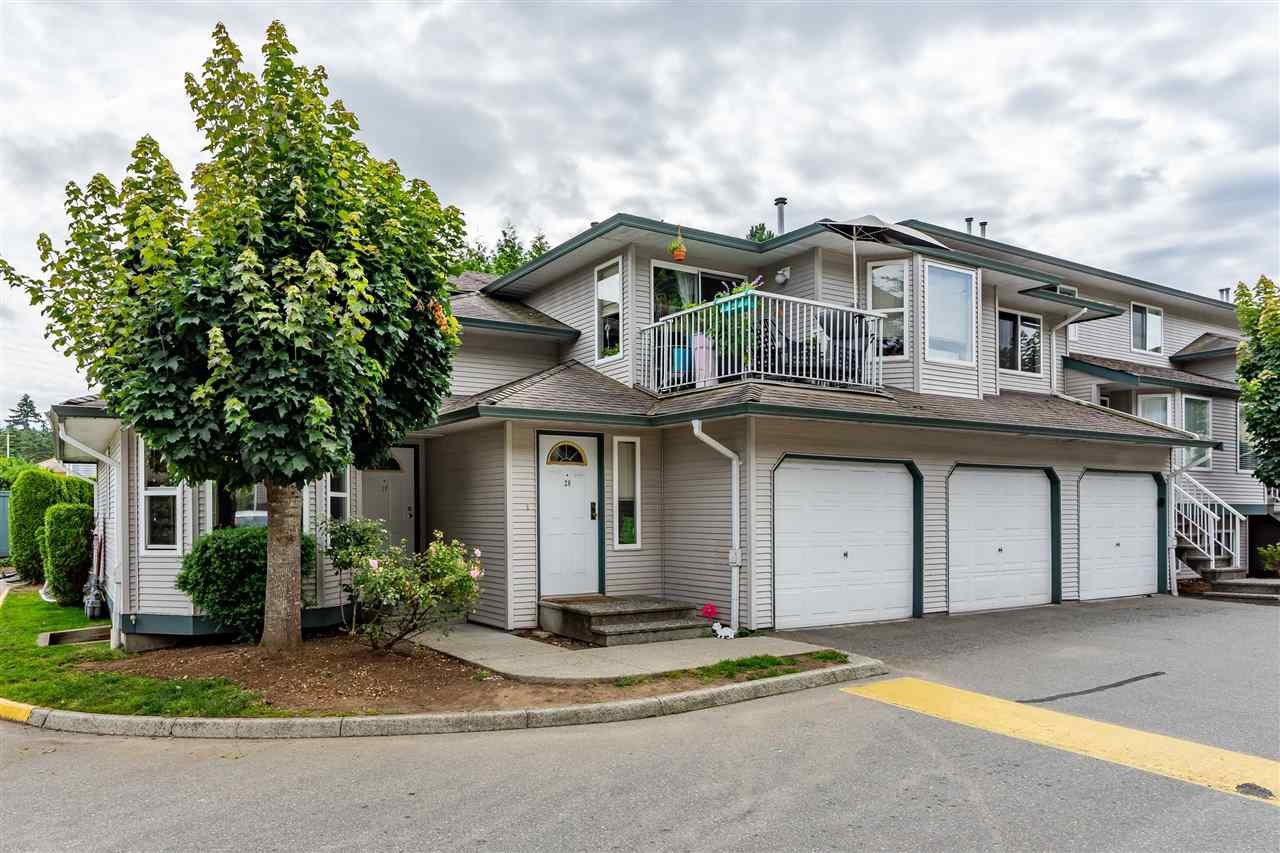 """Main Photo: 29 34332 MACLURE Road in Abbotsford: Central Abbotsford Townhouse for sale in """"Immel Ridge"""" : MLS®# R2476069"""