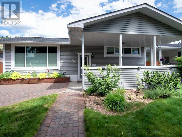 Main Photo: 189 MCPHERSON CRES in Penticton: House for sale : MLS®# 184563