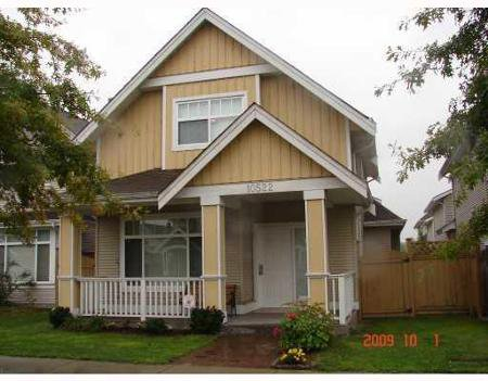 Main Photo: 10522 SHEPHERD DR in Richmond: Home for sale : MLS®# V790893