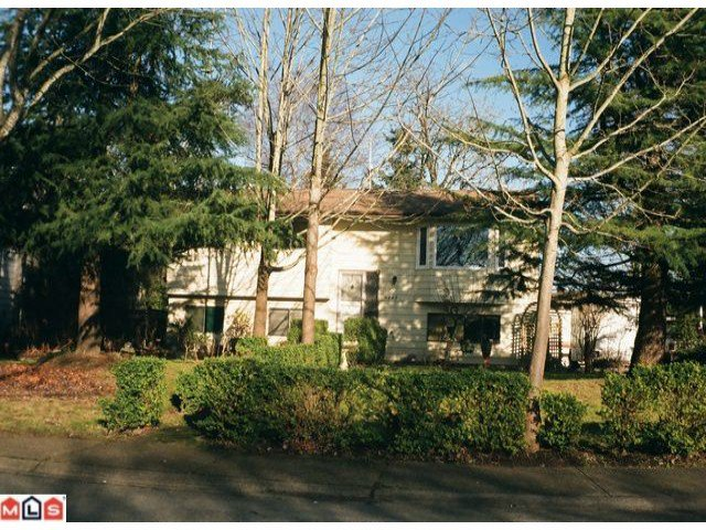 Main Photo: 6242 SUNDANCE Drive in Surrey: Cloverdale BC House for sale (Cloverdale)  : MLS®# F1202565