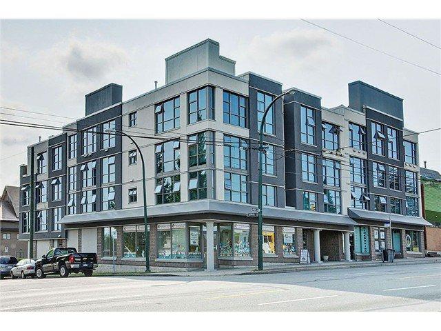 "Main Photo: 101 4868 FRASER Street in Vancouver: Fraser VE Condo for sale in ""FRASERVIEW TERRACE"" (Vancouver East)  : MLS®# V966451"