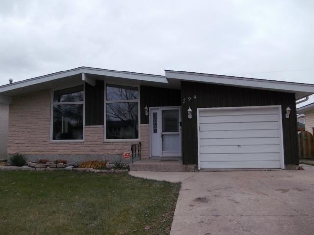 Main Photo: 199 Greenwood Avenue in WINNIPEG: St Vital Residential for sale (South East Winnipeg)  : MLS®# 1222163
