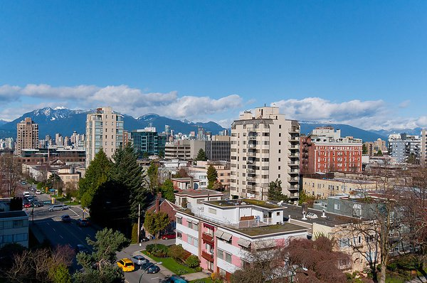 Main Photo: 902 1616 W 13TH Avenue in Vancouver: Fairview VW Condo for sale (Vancouver West)  : MLS®# V996451