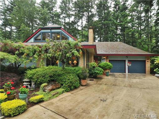 Main Photo: 970 WAGONWOOD Place in VICTORIA: SE Broadmead Single Family Detached for sale (Saanich East)  : MLS®# 325300
