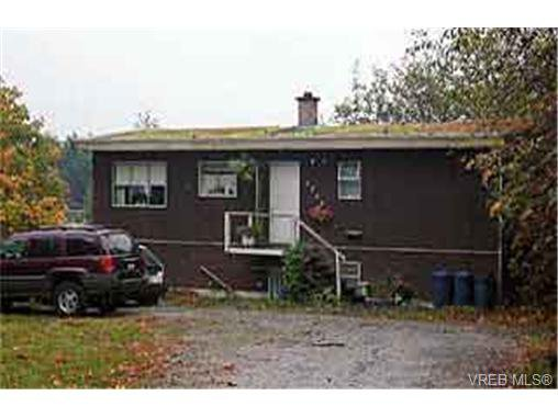 Main Photo: 6797 W Grant Rd in SOOKE: Sk Broomhill House for sale (Sooke)  : MLS®# 246752