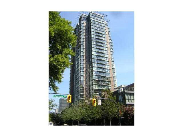 Main Photo: 1006 1068 HORNBY STREET in Vancouver: Downtown VW Condo for sale (Vancouver West)  : MLS®# V1143276