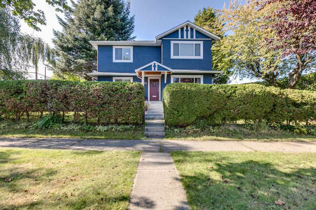Main Photo: 4735 ROSS STREET in Vancouver: Knight House for sale (Vancouver East)  : MLS®# R2112979