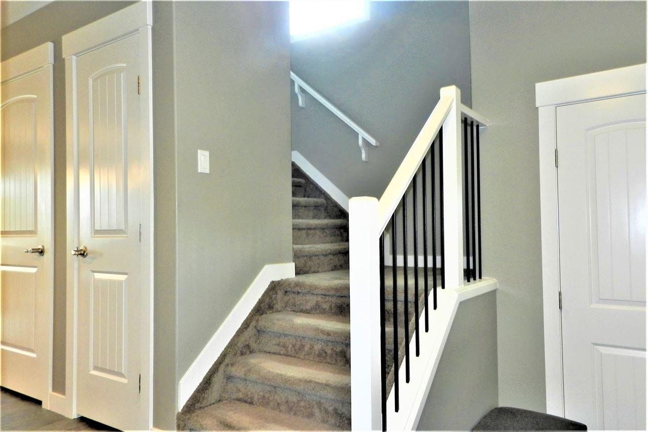 Photo 3: Photos: 138 Reed Place: Leduc House Half Duplex for sale : MLS®# E4169636