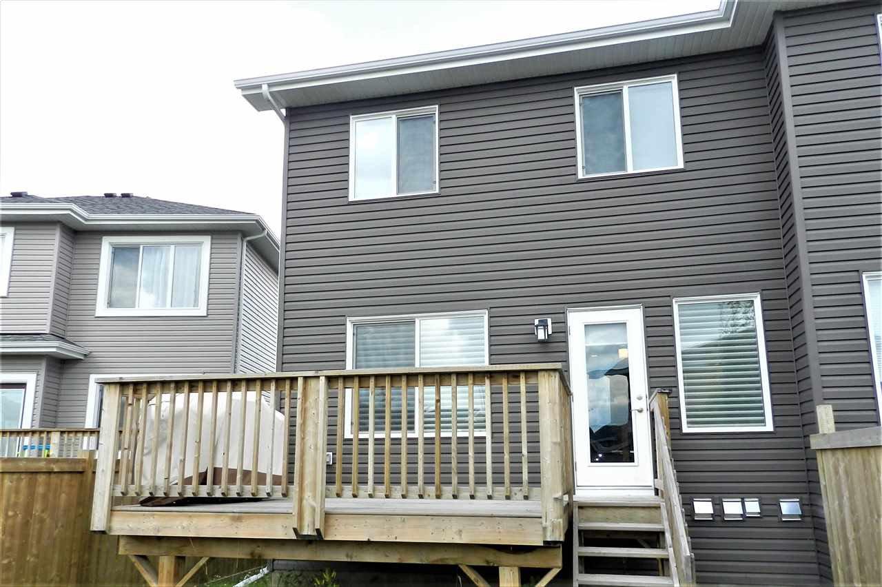 Photo 24: Photos: 138 Reed Place: Leduc House Half Duplex for sale : MLS®# E4169636