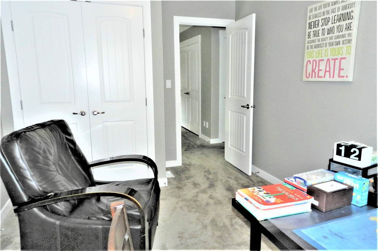Photo 20: Photos: 138 Reed Place: Leduc House Half Duplex for sale : MLS®# E4169636