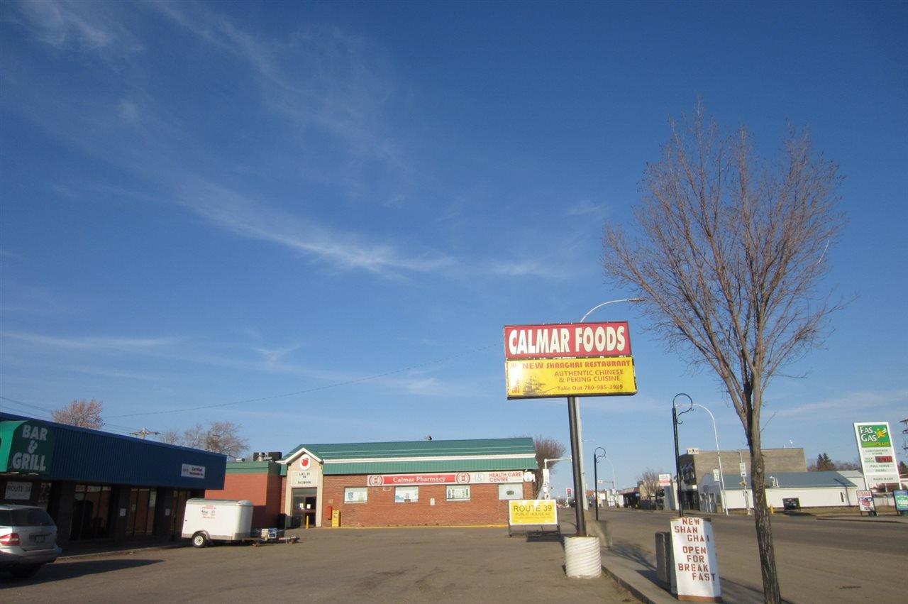 Main Photo: 5018 50 Avenue: Calmar Retail for sale : MLS®# E4197873