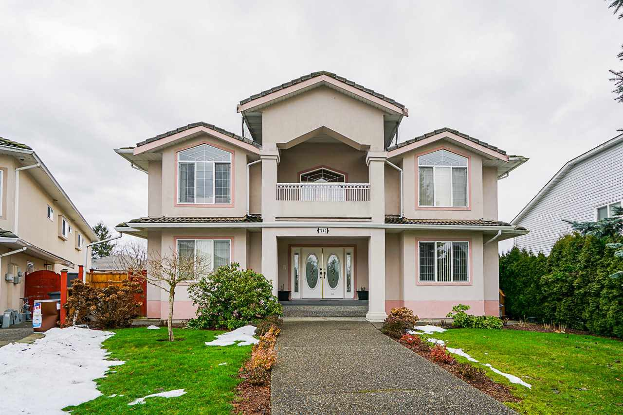 Main Photo: 7140 143A Street in Surrey: East Newton House for sale : MLS®# R2457553
