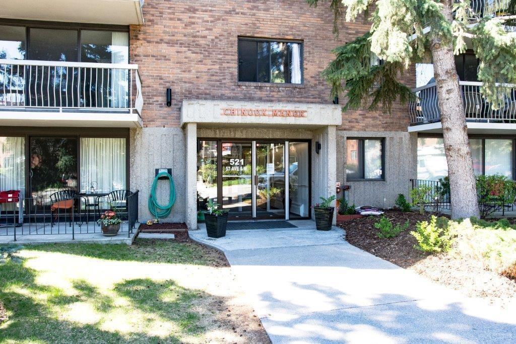 Main Photo: 302 521 57 Avenue SW in Calgary: Windsor Park Apartment for sale : MLS®# C4289901