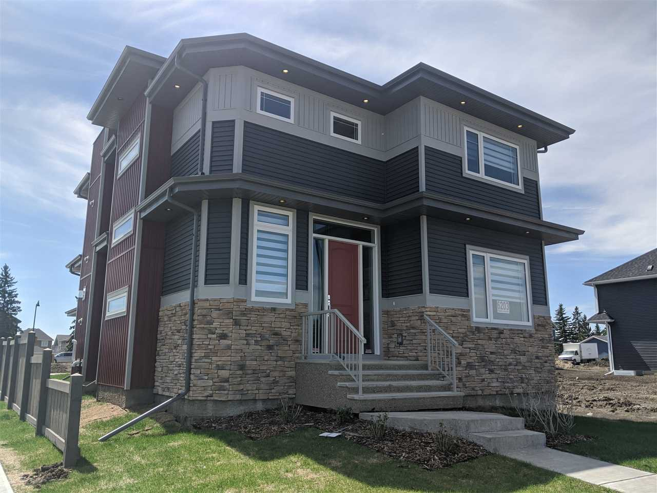 Main Photo: 6203 Hampton Gray Avenue in Edmonton: Zone 27 House for sale : MLS®# E4219745