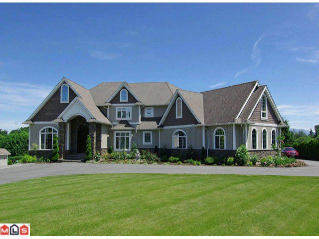 Welcome to your 5.95 Acre Gated Country Estate !