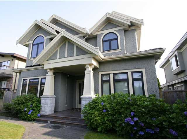 Main Photo: 2318 W 18TH Avenue in Vancouver: Arbutus House for sale (Vancouver West)  : MLS®# V965955