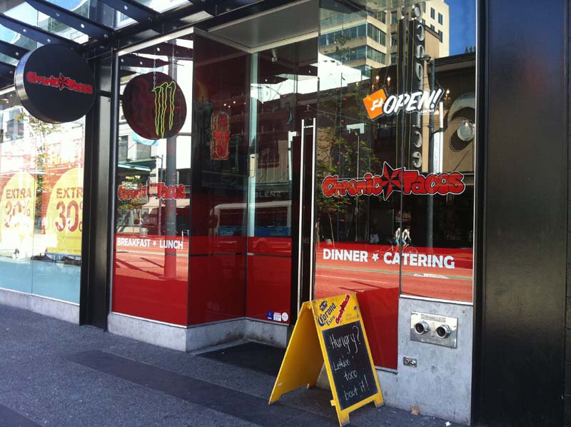 Main Photo: 980 Granville Street in Vancouver: Downtown VW Home for lease (Vancouver West)