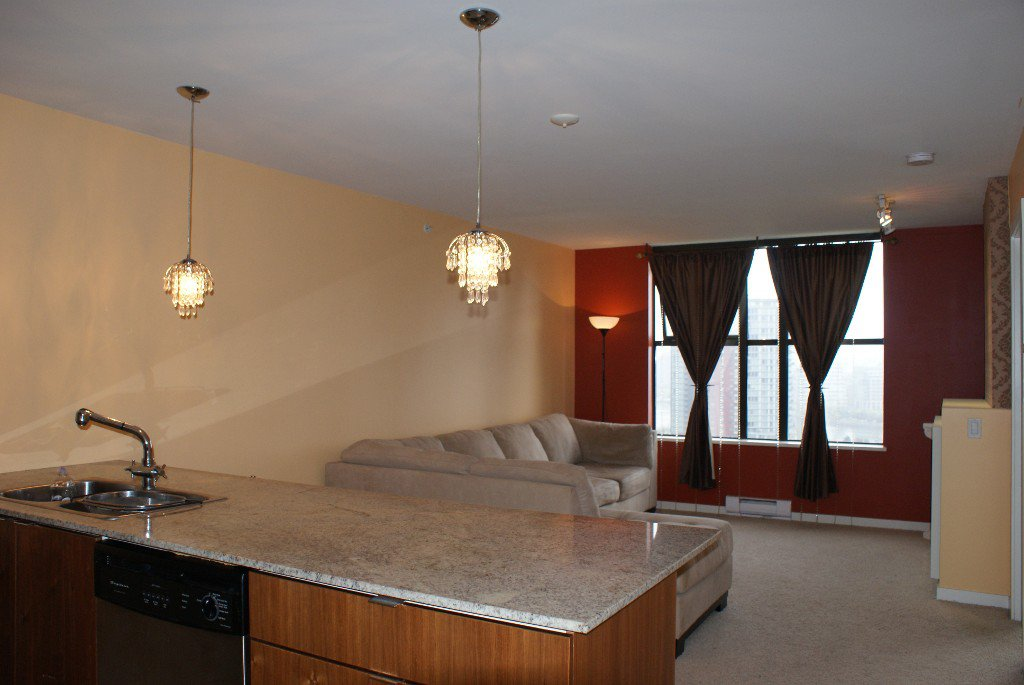 Photo 6: Photos: 989 Beatty Street in Vancouver: Yaletown Condo for rent (Vancouver West)