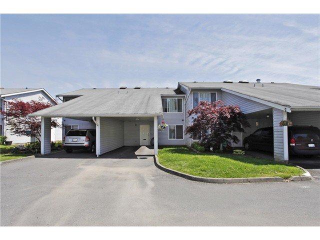 Main Photo: # 33 26970 32ND AV in Langley: Aldergrove Langley Condo for sale : MLS®# F1411771