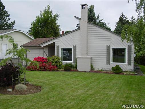 Main Photo: 4053 Angeleah Pl in VICTORIA: SW Glanford Single Family Detached for sale (Saanich West)  : MLS®# 681214