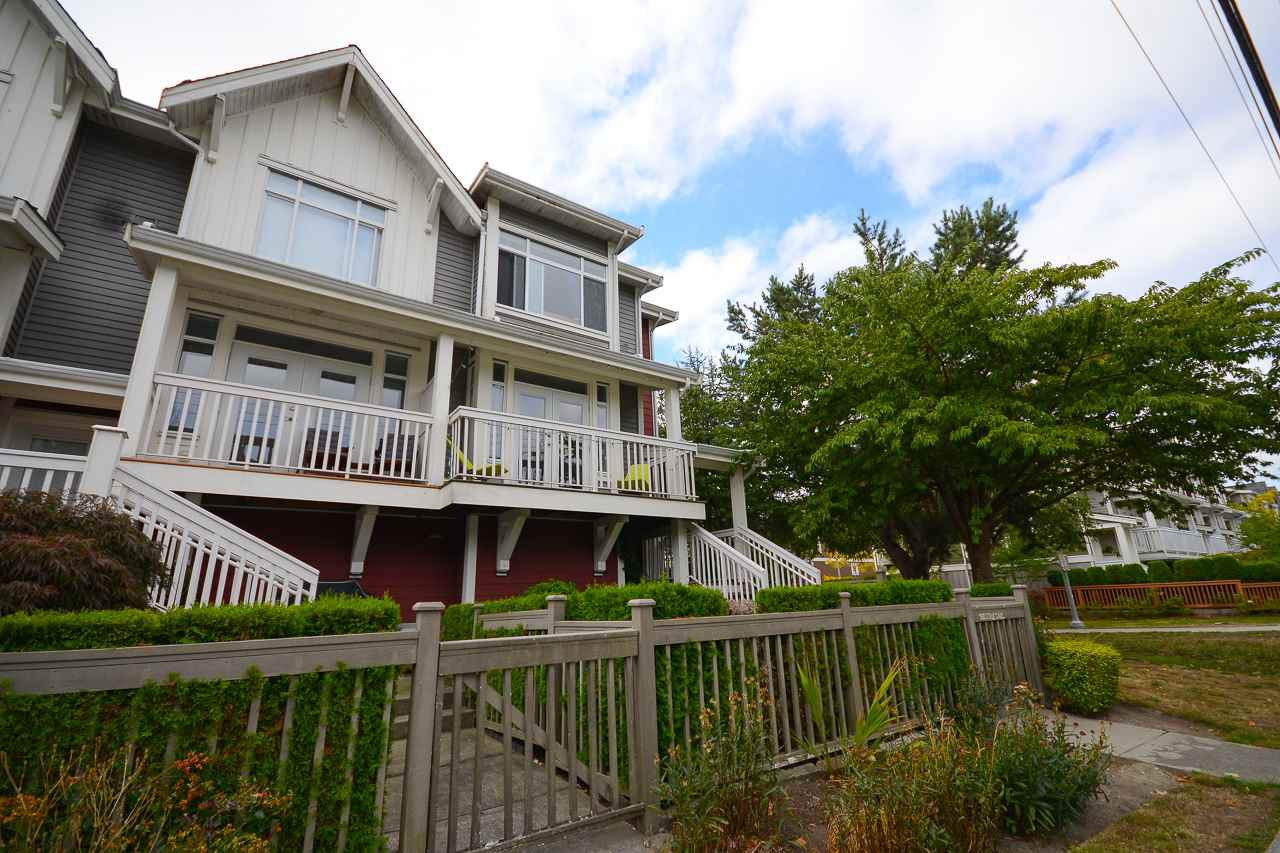 Main Photo: 1 4388 MONCTON STREET in Richmond: Steveston South Townhouse for sale : MLS®# R2303959