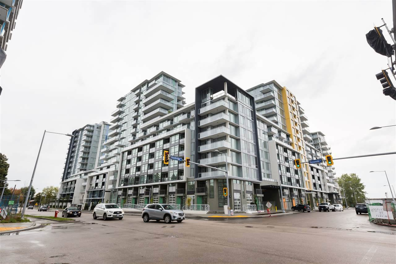 """Main Photo: 906 3333 SEXSMITH Road in Richmond: West Cambie Condo for sale in """"SORRENTO EAST"""" : MLS®# R2410522"""