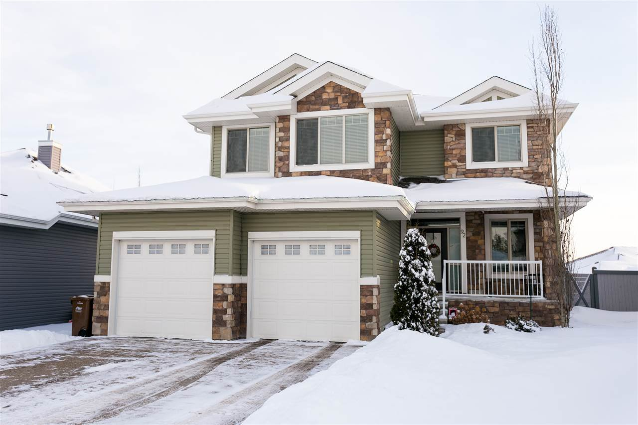 Main Photo: 92 Lacombe Drive: St. Albert House for sale : MLS®# E4187113