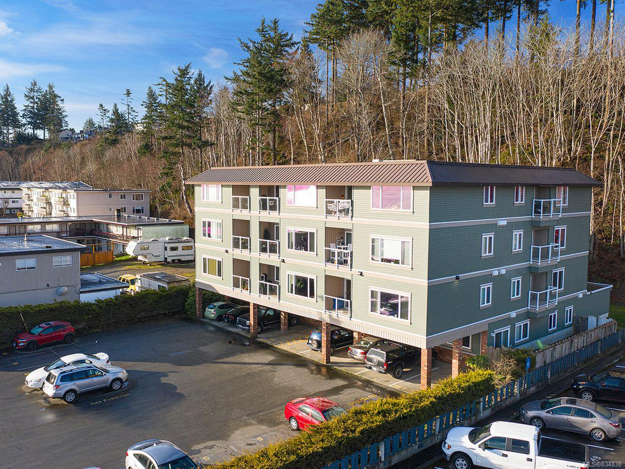 Photo 32: Photos: 301 894 S Island Hwy in CAMPBELL RIVER: CR Campbell River Central Condo for sale (Campbell River)  : MLS®# 834838