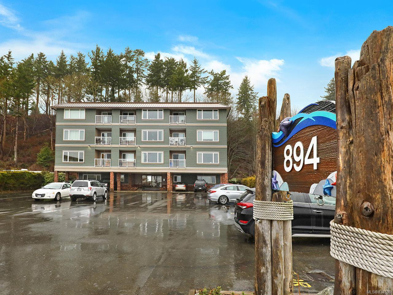 Photo 20: Photos: 301 894 S Island Hwy in CAMPBELL RIVER: CR Campbell River Central Condo for sale (Campbell River)  : MLS®# 834838