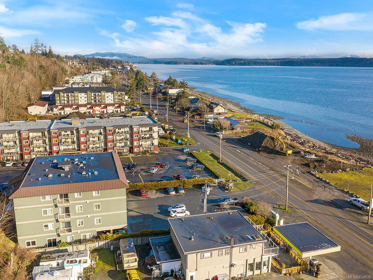 Photo 30: Photos: 301 894 S Island Hwy in CAMPBELL RIVER: CR Campbell River Central Condo for sale (Campbell River)  : MLS®# 834838