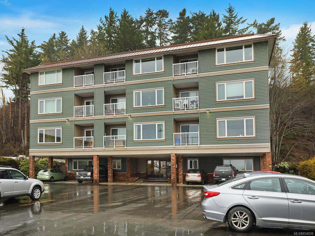 Photo 2: Photos: 301 894 S Island Hwy in CAMPBELL RIVER: CR Campbell River Central Condo for sale (Campbell River)  : MLS®# 834838