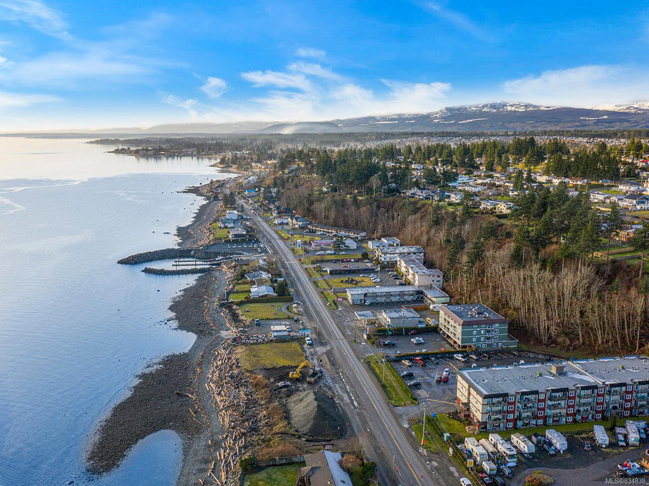 Main Photo: 301 894 S Island Hwy in CAMPBELL RIVER: CR Campbell River Central Condo for sale (Campbell River)  : MLS®# 834838