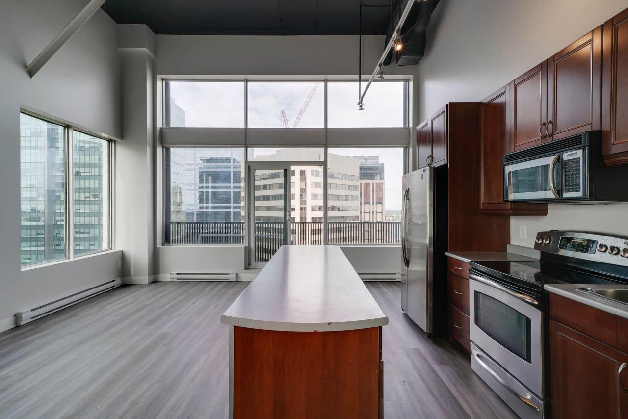 Main Photo: 1804 10024 JASPER Avenue in Edmonton: Zone 12 Condo for sale : MLS®# E4196698