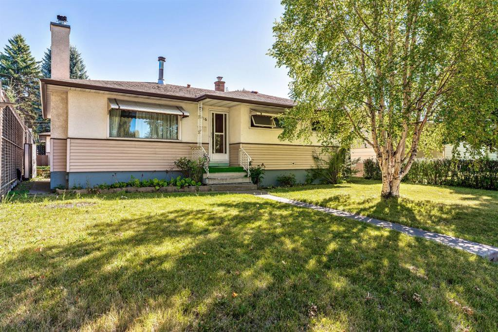 Main Photo: 1016 17A Street NE in Calgary: Mayland Heights Detached for sale : MLS®# A1033875