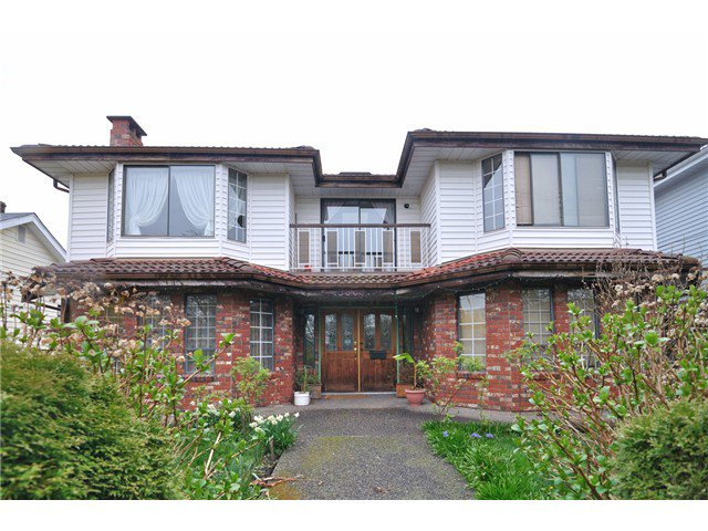 Main Photo: 3933 GEORGIA Street in Burnaby: Willingdon Heights House for sale (Burnaby North)  : MLS®# V1000207