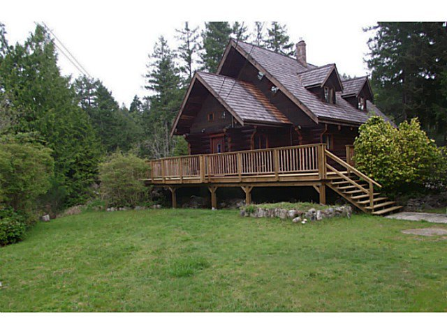 Main Photo: 9696 SECRET Road in Halfmoon Bay: Halfmn Bay Secret Cv Redroofs House for sale (Sunshine Coast)  : MLS®# V1003946