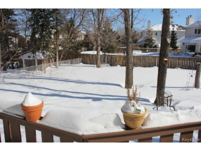 Photo 18: Photos: 779 Laxdal Road in WINNIPEG: Charleswood Residential for sale (South Winnipeg)  : MLS®# 1403542