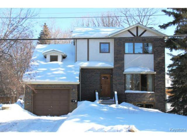 Main Photo: 779 Laxdal Road in WINNIPEG: Charleswood Residential for sale (South Winnipeg)  : MLS®# 1403542