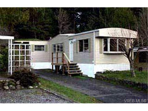 Main Photo: 40 2587 Selwyn Rd in VICTORIA: La Mill Hill Manufactured Home for sale (Langford)  : MLS®# 311046