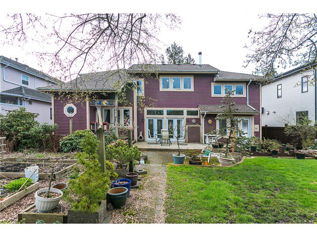 Main Photo: 2149 W 59TH AV in Vancouver: S.W. Marine House for sale (Vancouver West)  : MLS®# V1106757