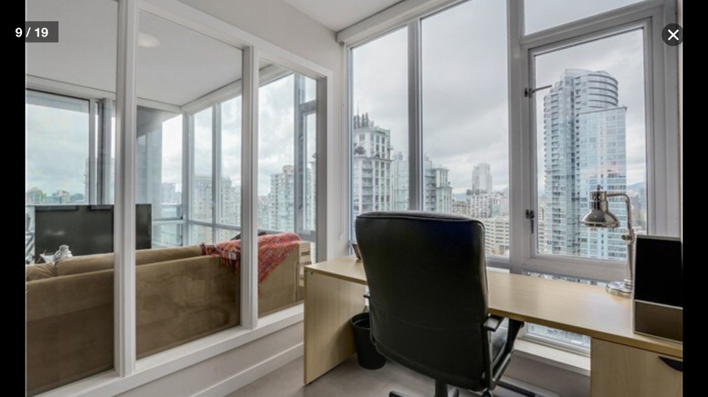 Photo 7: Photos: 833 Homer St in Vancouver: Yaletown Condo for rent (Vancouver West)