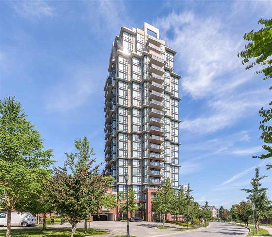 Main Photo: 2101 15 E Royal Avenue in New Westminster: Fraserview NW Condo for sale : MLS®# R2078049