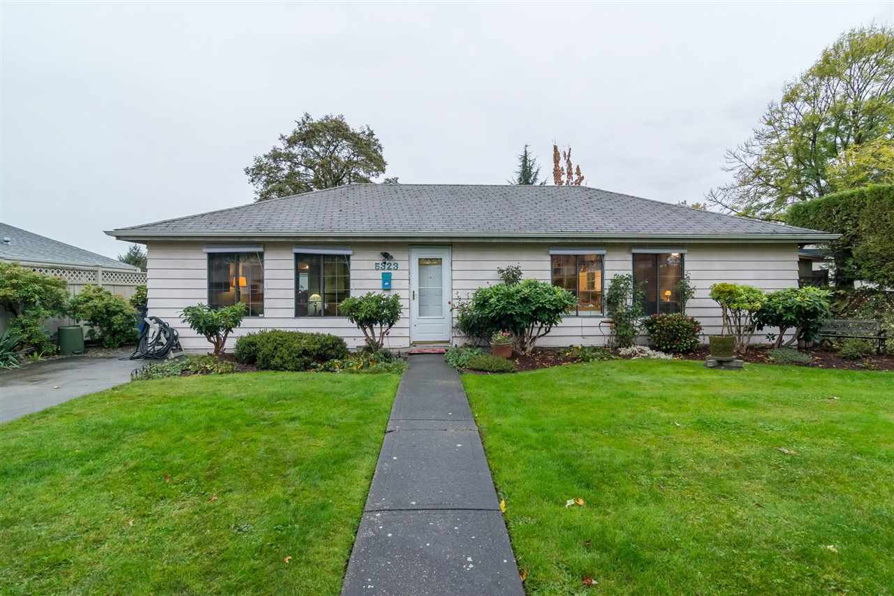 Main Photo: 5323 199A STREET in Langley: Langley City House for sale : MLS®# R2119604