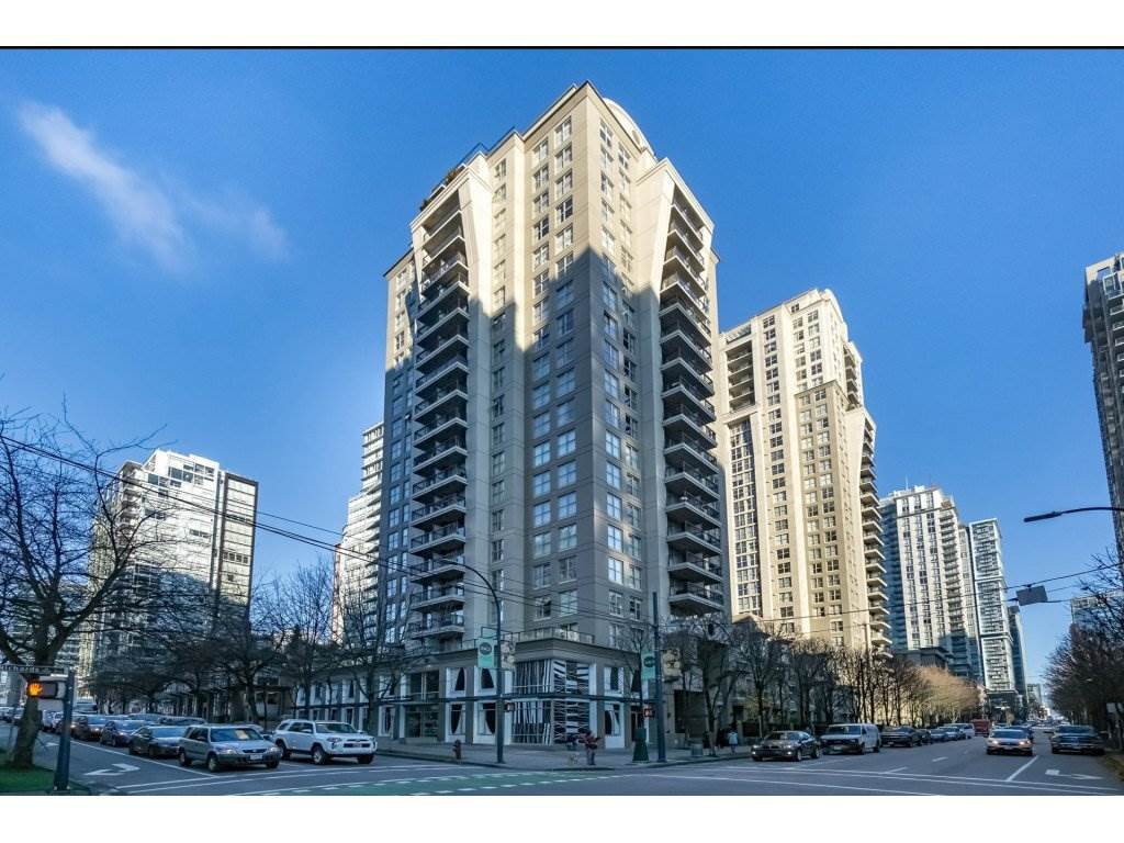 Main Photo: 707 989 RICHARDS STREET in : Downtown VW Condo for sale : MLS®# R2281828