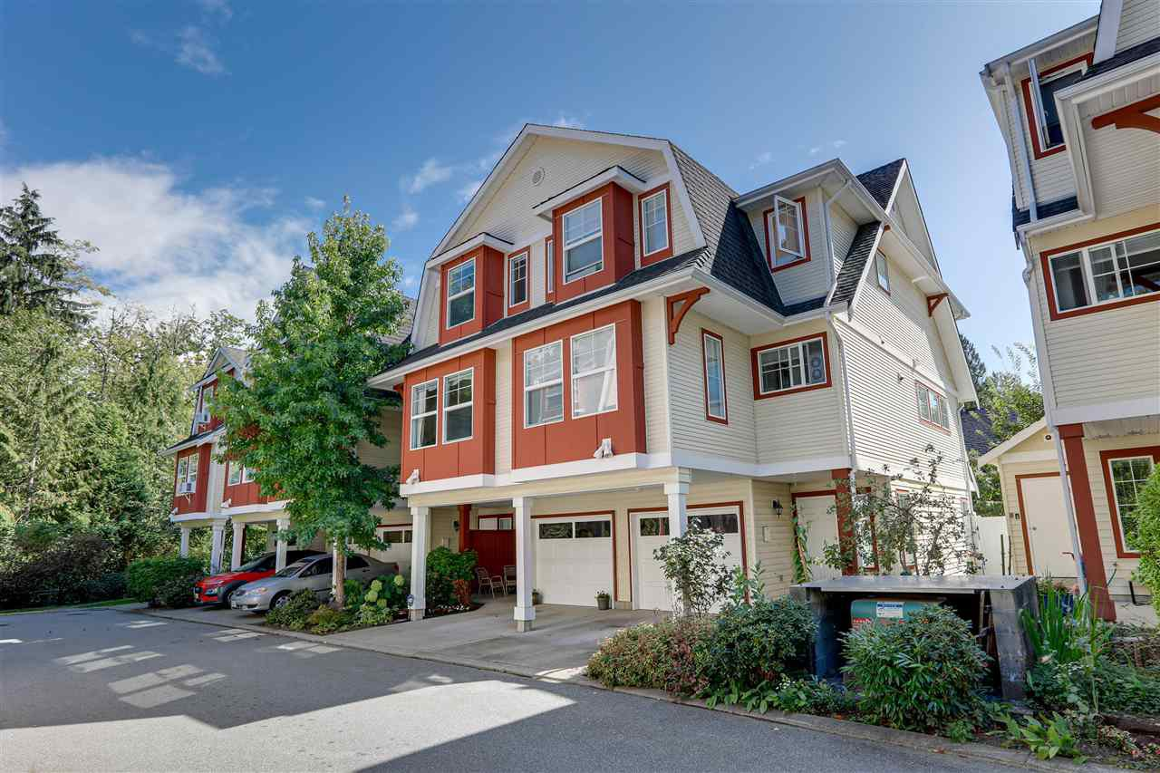 """Main Photo: 10 11490 232 Street in Maple Ridge: Cottonwood MR Townhouse for sale in """"THE GABLES"""" : MLS®# R2403358"""