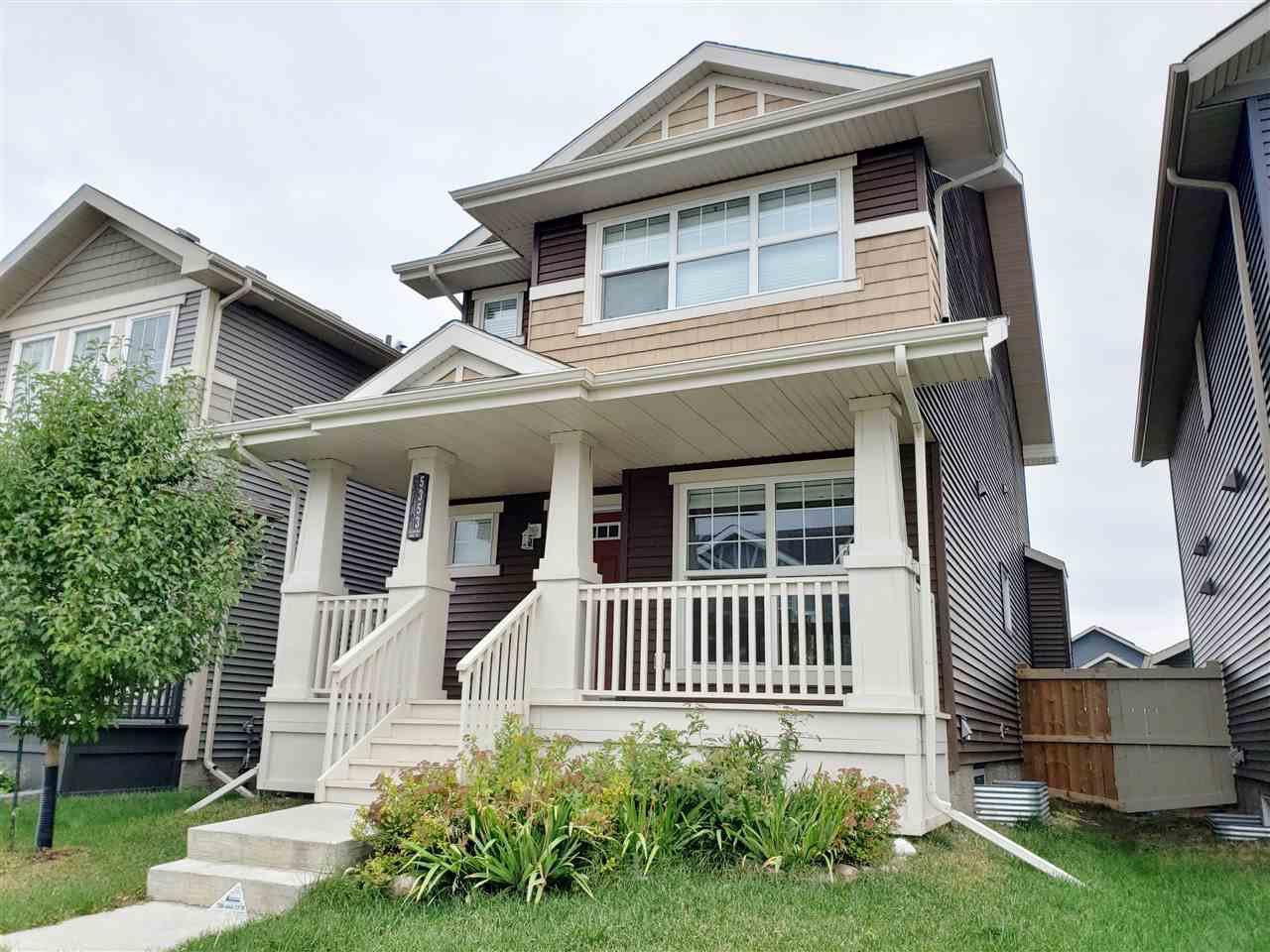 Main Photo: 5353 CRABAPPLE Loop in Edmonton: Zone 53 House for sale : MLS®# E4174288