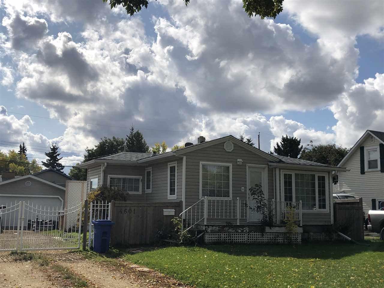 Main Photo: 4601 53 Avenue: Wetaskiwin House for sale : MLS®# E4174820