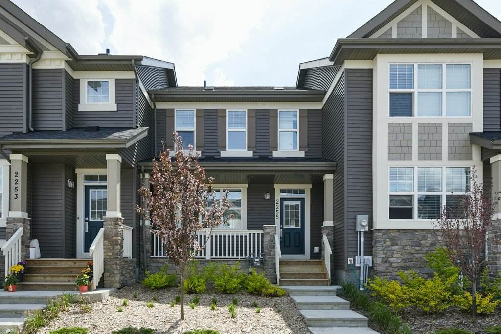 Main Photo: 2255 GLENRIDDING Boulevard in Edmonton: Zone 56 Attached Home for sale : MLS®# E4203586